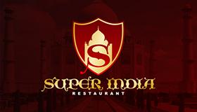 Indian Restaurant Logo Design