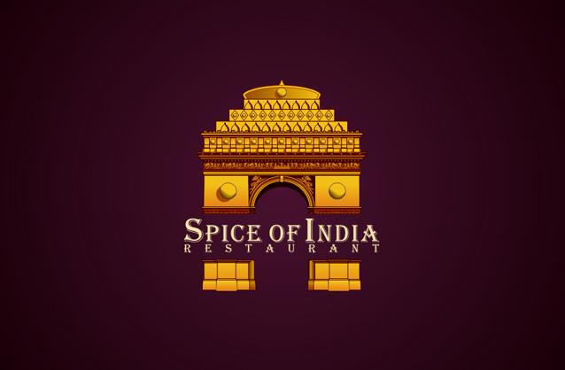 Logo Design Sample Indian Food