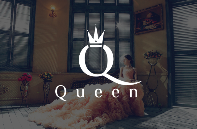 queen logo design - photo #2